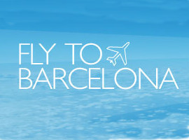Fly to BCN